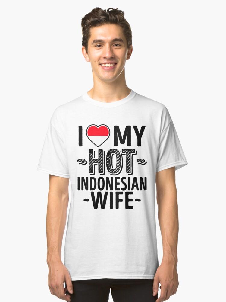 indonesische frau