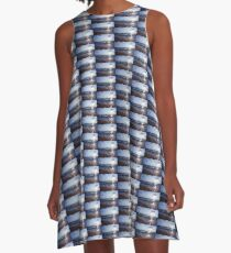beached jellyfish A-Line Dress