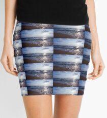 beached jellyfish Mini Skirt