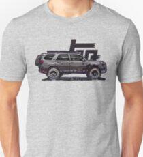 5th Gen 4Runner TRD - Black Unisex T-Shirt