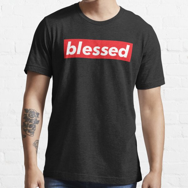 Blessed Words Millennials Use Essential T-Shirt
