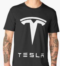 tesla Men's Premium T-Shirt