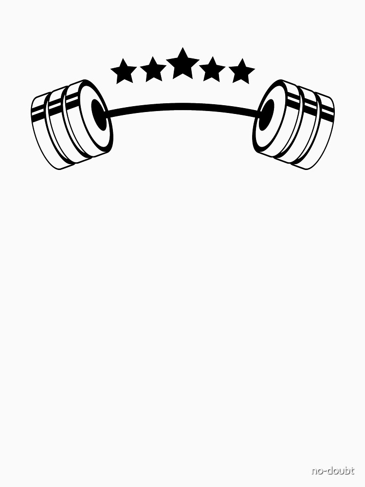 Weights GYM Stars by no-doubt