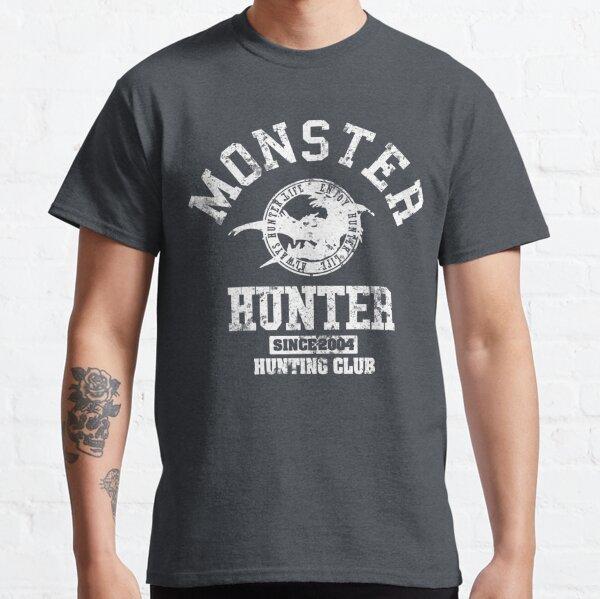 Monster Hunter Hunting Club! T-shirt classique
