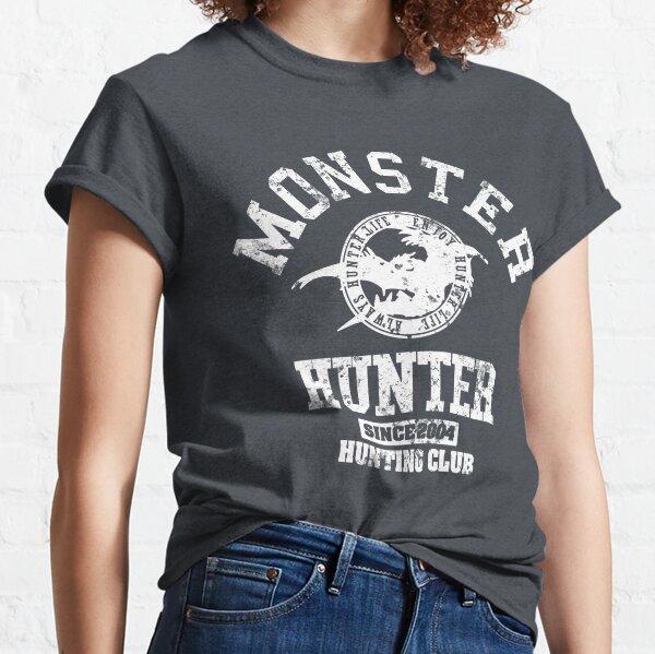 Monster Hunter Hunting Club ! Classic T-Shirt