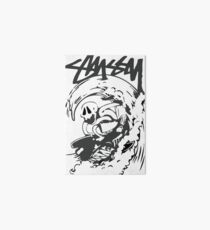 stussy wear Art Board