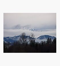 Olympics Barely There Photographic Print