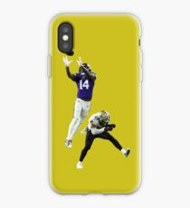 Stefon Diggs iPhone Case