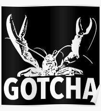 GOTCHA - Jordan Peterson Poster