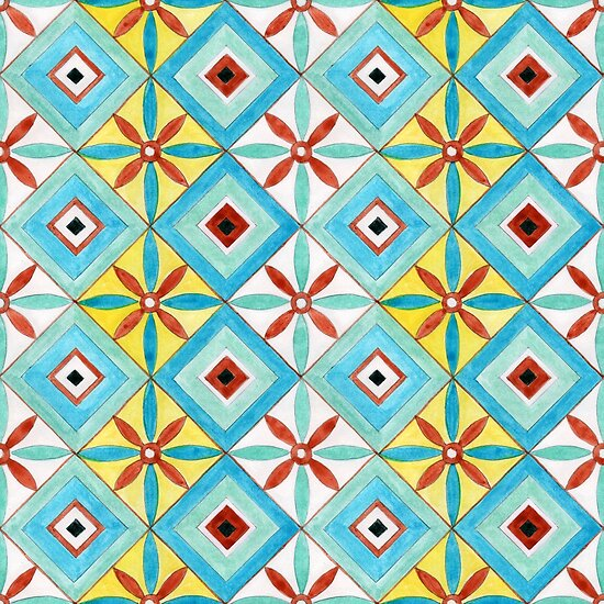 Ancient Egyptian Pattern