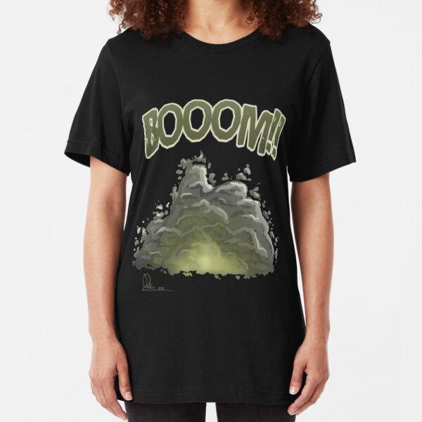 Explosive ideas Slim Fit T-Shirt