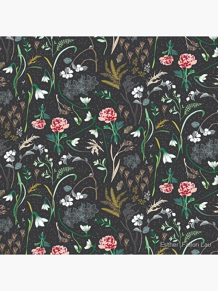 Enchanted Floral  by nouveaubohemian