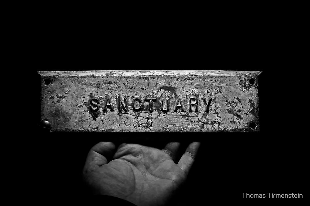 Sanctuary by Thomas Tirmenstein