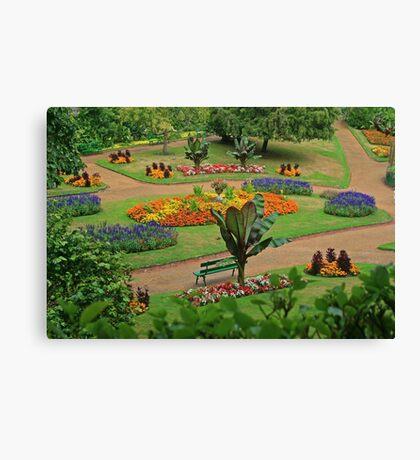 Colourful Candie Canvas Print