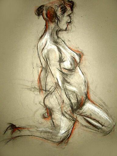 China girl by BM Ruskin