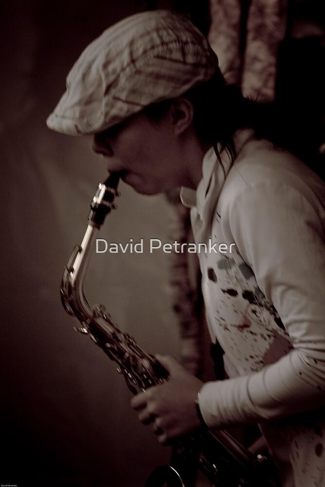 Sax (take two series) by David Petranker
