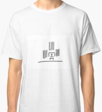 organist organ pipes in church music Classic T-Shirt