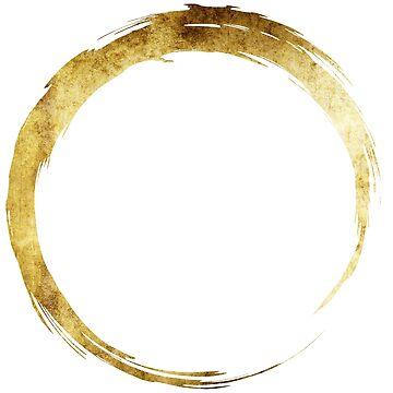 Yoga Om Ring Gold by cynoba
