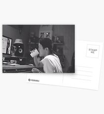 BTS SELCA J-HOPE Postcards