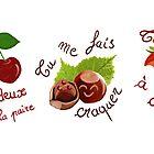 Tutti Frutti Kawaii by AOertel