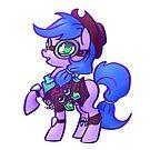 Alchemist Pony by Figment Forms