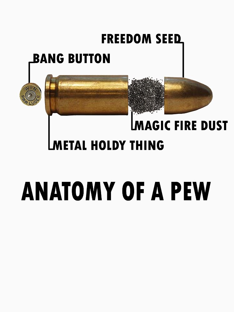 Anatomy of a Pew FPS Bullet Deconstruction For Gamers Geeks and Nerds by MilesBetterProd