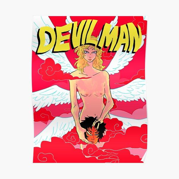 Devilman (redimensionné) Poster