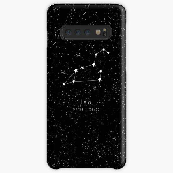 Leo Zodiac Constellation Samsung Galaxy Snap Case