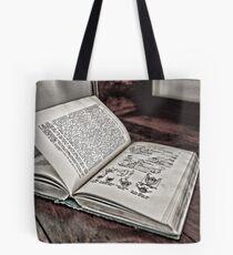 Living History Tote Bag