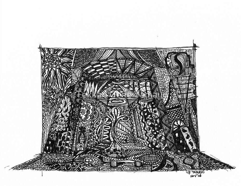 Arch of Triumph by Tekkan Gene Tamayo