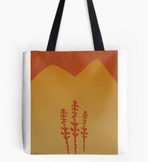 Arrakis Spice - Red Tote Bag