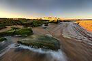 The Rush of the Powlett River by Jim Worrall