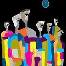ANCESTORS by Fabriziocruz