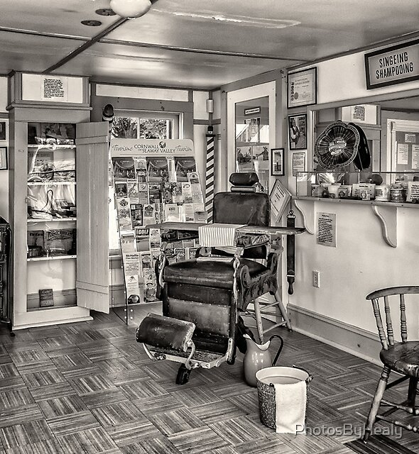 The Barbershop by PhotosByHealy