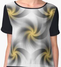 pattern, design, tracery, weave, ornament, decor, garniture, lace, узор, плетение, орнамент, декор, гарнитура, кружева, spirals Chiffon Top