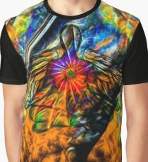 Meditative Soul Graphic T-Shirt