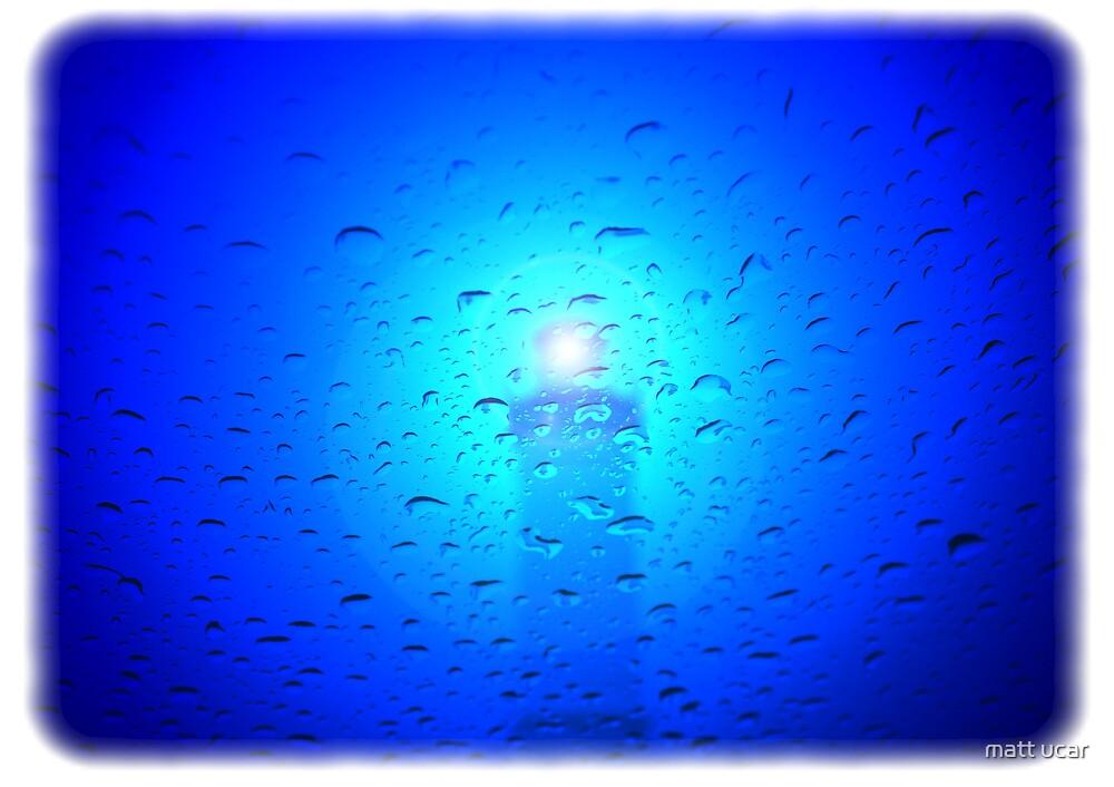 blue lighthouse by matt ucar