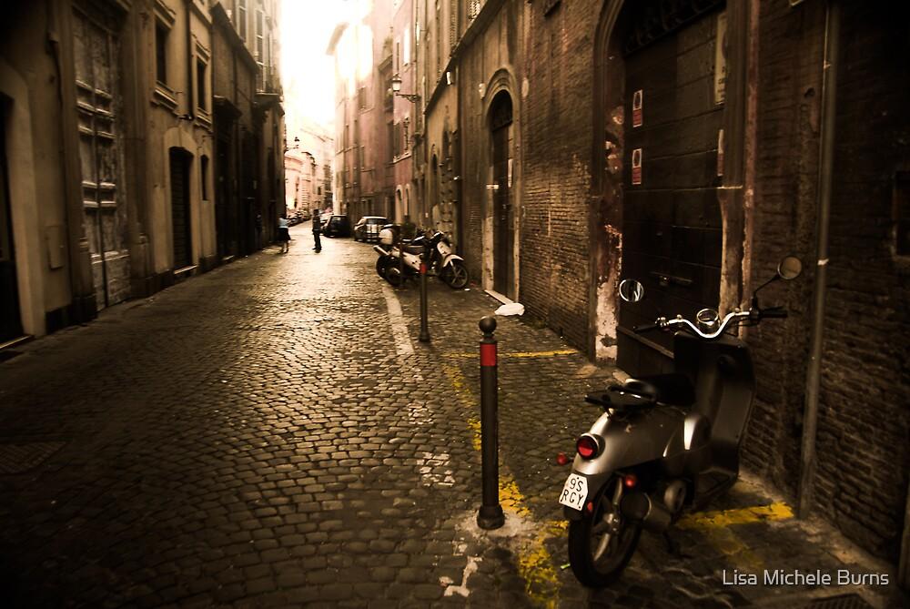 Roma Street Scene by Lisa Michele Burns