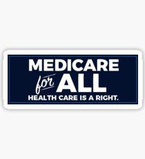 Medicare For All Sticker