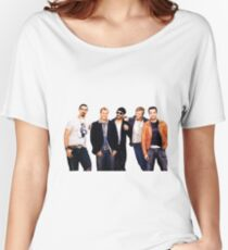 Backstreet Boys Women's Relaxed Fit T-Shirt