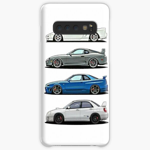 - JDM - Choose your weapon Samsung Galaxy Snap Case