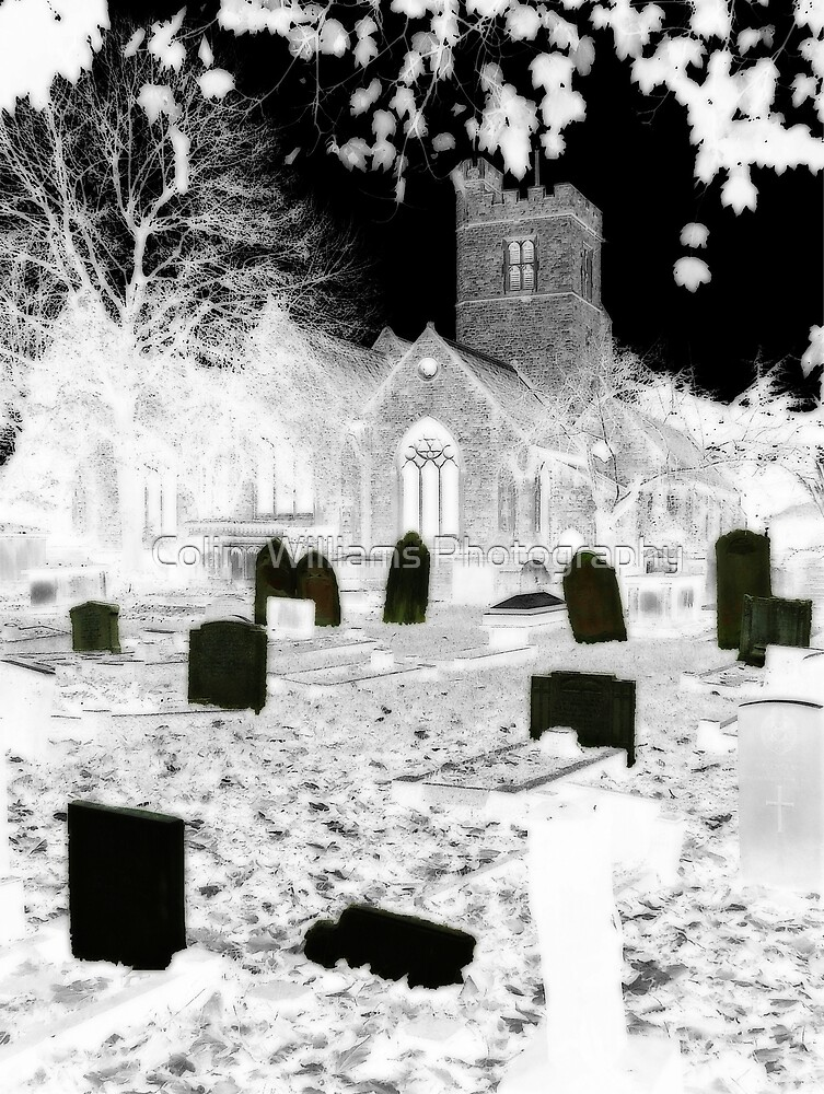 The Graveyard, Heston by Colin  Williams Photography