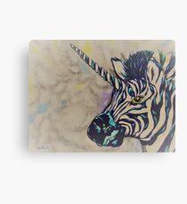 Zebracorn Canvas Print