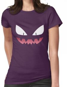 Pokemon - Haunter / Ghost Womens Fitted T-Shirt
