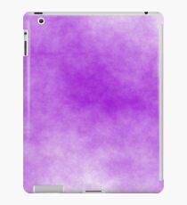 Dark Violet on White 10 100 DF  iPad Case/Skin