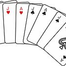 Laugh and poker by palabradesapo