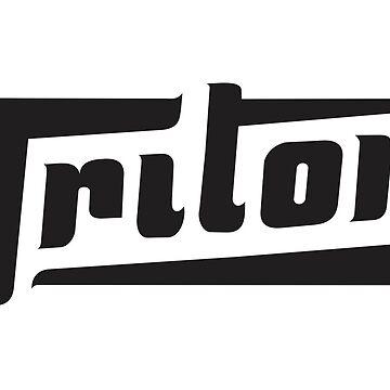 Triton Merchandise by BrentStjoh