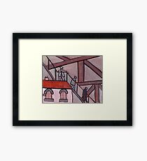 Hometime Framed Print