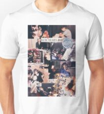 reputation collage Unisex T-Shirt