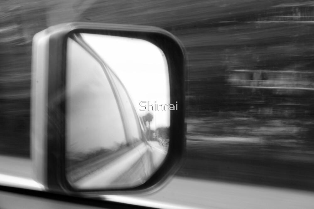 Rearview Reflection by Shinrai